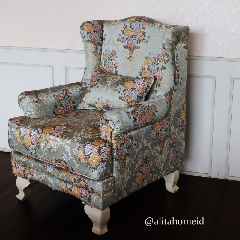 wing chair mewah
